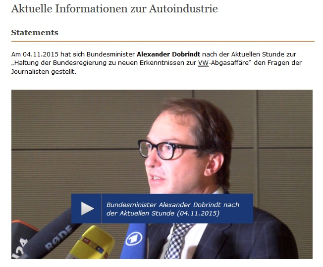 Screenshot BMVI.de