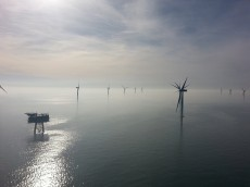 Nebel Offshore Windpark